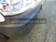 Mercedes - Vito / Viano - Vito/Viano (W639, 2004 - 2015) (03/2012) - Mercedes Vito ParkSafe Front Parking Sensors - NEWBURY - BERKSHIRE