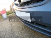 Mercedes - Vito / Viano - Vito/Viano (2004 - 2015) W639 (03/2012) - Mercedes Vito ParkSafe Front Parking Sensors - NEWBURY - BERKSHIRE