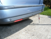 Ford - Focus - Focus 98-06 (09/2006) - Ford Focus Estate 2006 Rear Parking Sensors - CALNE - WILTSHIRE
