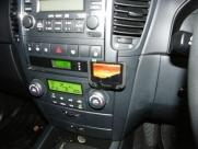 Kia Sorento 2008 Parrot MKI9200 Bluetooth inc iPod Connector - Parrot MKi9200 - CALNE - WILTSHIRE