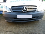 Mercedes - Vito / Viano - Vito/Viano (W639, 2004 - 2015) (03/2012) - Mercedes Vito ParkSafe Front Parking Sensors - SUTTON COURTNEAY - OXFORDSHIRE