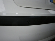 Fiat - Panda (09/2010) - Fiat Panda 2010 White with Black Rear Parking Sensors - SUTTON COURTNEAY - OXFORDSHIRE