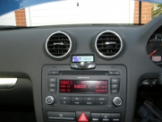 Audi - A3 - A3 -  (8P/8PA, 2003 - 2011) (11/2007) - Audi A3 2007 Parrot Ck3100 Bluetooth Handsfree Carkit - SUTTON COURTNEAY - OXFORDSHIRE