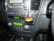 Kia Sorento 2008 Parrot MKI9200 Bluetooth inc iPod Connector - Parrot MKi9200 - SUTTON COURTNEAY - OXFORDSHIRE