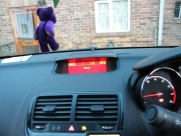 Vauxhall - Meriva - Meriva B - (2010 on) - Mobile Phone Handsfree - SUTTON COURTNEAY - OXFORDSHIRE