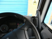 Iveco EuroCargo 2009 Parrot CK3000EVO Bluetooth Handsfree - Parrot CK3000 - SUTTON COURTNEAY - OXFORDSHIRE