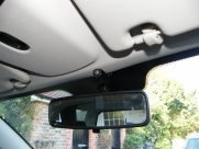 Landrover Freelander TD4 2007 Parrot Ck3100 Handsfree Kit - Parrot CK3100 - SUTTON COURTNEAY - OXFORDSHIRE