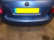 Skoda - Fabia - Fabia - (2007 - On) (01/2014) - Skoda Fabia 2013 ParkSafe Rear Parking Sensors - Steventon - Abingdon