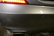 Mercedes - SLK (03/2011) - 2011 Mercedes SLK Flush Front & Rear Parking Sensors Display - MANCHESTER - GREATER MANCHESTER