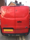 Ford Transit Custom - High Level Hook Bolt Dead Locks - Locks 4 Vans T Series Deadlocks - MANCHESTER - GREATER MANCHESTER