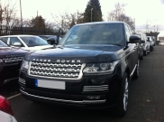 Range Rover - RangeRover Vogue - Vogue - (L405, 2013 - On) (03/2015) - 2015 Range Rover Autobiography Category 6 Tracking System - MANCHESTER - GREATER MANCHESTER