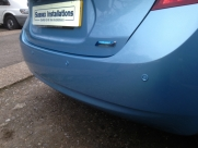 Nissan - Note - Note - (E12, 2013 On) (01/2014) - Nissan Note 2014 with Colour Coded ParkSafe Rear Parking Aid - YATELEY - HAMPSHIRE
