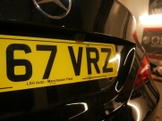 Mercedes - CL-Class - Parking Sensors - MANCHESTER - GREATER MANCHESTER