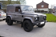 Land Rover - Defender - Mobile Phone Handsfree - MANCHESTER - GREATER MANCHESTER