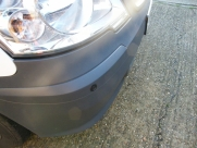Mercedes Vito ParkSafe Front Parking Sensors - ParkSafe PS746 - SUTTON COLDFIELD - WEST MIDLANDS