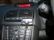 Vauxhall - Meriva - Meriva B - (2010 on) (05/2012) - Vauxhall Meriva 2012 Parrot Bluetooth Handsfree Car Kit - SUTTON COLDFIELD - WEST MIDLANDS