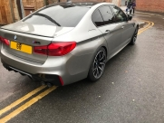 BMW - 5 Series  - Trackers - MANCHESTER - GREATER MANCHESTER