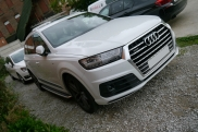 Audi - Q-7 - Q7 - (4L, 2005 On) - Parking Sensors - MANCHESTER - GREATER MANCHESTER