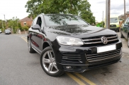 VW - Touareg (null/201) - 2012 VW Toureg Detachable Towbar Vehicle Specific Wiring - MANCHESTER - GREATER MANCHESTER