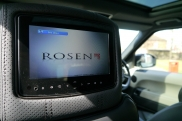 Range Rover - RangeRover Sport (03/2014) - 2014 Range Rover Sport Rosen TV DVD Head Rest Monitors - MANCHESTER - GREATER MANCHESTER