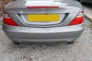 Mercedes - SLK - Parking Sensors - MANCHESTER - GREATER MANCHESTER