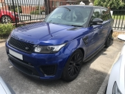 Range Rover - RangeRover Sport - Sport - (2013 - On) - Alarms & Immobilisers - MANCHESTER - GREATER MANCHESTER