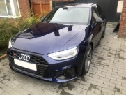 2020 Audi S4 (Diesel) Category 6 / S7 Tracking System - Smartrack Protector Pro - MANCHESTER - GREATER MANCHESTER