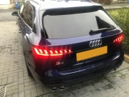 Audi - A4 - Trackers - MANCHESTER - GREATER MANCHESTER