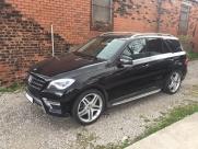 Mercedes - M-Class - ML (W164) 05-12 (03/2014) - 2014 Mercedes ML - Detachable Towbar 13 Pin Electrics - MANCHESTER - GREATER MANCHESTER