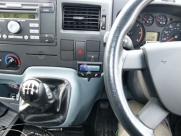 Ford - Transit - Transit MK7 (07-2014) - Mobile Phone Handsfree - north wales - Anglesey & Gwynedd