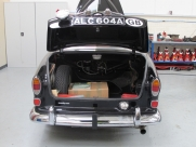 Volvo - Classic Car Electrics - WITNEY - OXFORDSHIRE