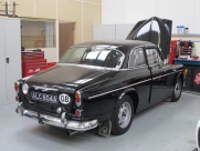 Volvo (09/2014) - Volvo Amazon Refit - WITNEY - OXFORDSHIRE