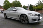 BMW - 4 Series - 4 series - (F32/33/36/82/83 2014On) - Parking Sensors - MANCHESTER - GREATER MANCHESTER