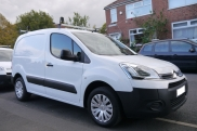 Citroen - Berlingo - Berlingo - (2009 On) - Van Locks - MANCHESTER - GREATER MANCHESTER