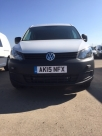 VW - Caddy Van - Caddy (2004 - 2010) Type 2K Pre Facelift  (04/2015) - VW Caddy LED Strobes and Beacon - Huntingdon - Cambridgeshire
