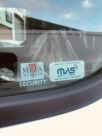 Window stickers - Toyota - Proace - Proace (2017 - On) (null/nul) - Upgrade alarm system on Toyota Proace - YATELEY - HAMPSHIRE