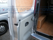 Vauxhall - Vivaro - Vivaro - (2011 - 2014) - Deadlocks - Eastbourne - Sussex