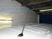 DAB Digital, FM, LW amplified aerial to replace the factory non DAB Antenna.  - Vauxhall - Vivaro - Vivaro - (2011 - 2014) (null/nul) - Vauxhall Vivaro 2014 Security & Sat Nav  - Eastbourne - Sussex