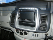 Vauxhall - Vivaro - Vivaro - (2011 - 2014) (null/nul) - Alpine INE-W925R - Eastbourne - Sussex