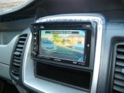 Vauxhall - Vivaro - Vivaro - (2011 - 2014) - Alpine INE-W925R - Eastbourne - Sussex