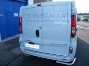 Vauxhall - Vivaro - Vivaro - (2011 - 2014) (null/nul) - Sussex Installations VAU1-SH VIVARO SLAM HANDLE - Eastbourne - Sussex