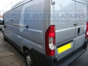 Peugeot - Boxer - Boxer - (2012 - On) - Locks 4 Vans ULTIMATE VAN LOCK - Eastbourne - Sussex