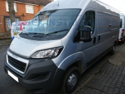 Peugeot - Boxer - Boxer - (2012 - On) - Van Security Packages -   - Sussex - London & The South East