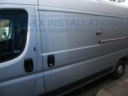 Peugeot - Boxer - Boxer - (2012 - On) - Locks 4 Vans ULTIMATE VAN LOCK - Eastbourne - Sussex
