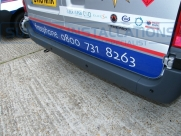 Ford - Transit - Transit - (07-2014) - Parking Sensors -   - Sussex - London & The South East
