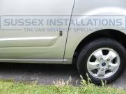 Ford - Custom - Transit Custom - Transit Custom (2013 - On) - Locks 4 Vans T SERIES VAN DEADLOCKS GENERAL -   - Sussex - London & The South East