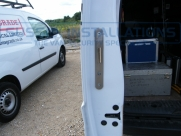 Renault - Kangoo - Kangoo - (2008 - On) - Locks 4 Vans T SERIES VAN DEADLOCKS GENERAL - Eastbourne - Sussex