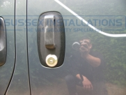 Renault - Trafic - Traffic - (2006 - 2014) - Sussex Installations REN1-SH TRAFFIC SLAM HANDLE - Eastbourne - Sussex