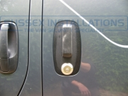 Renault - Trafic - Traffic - (2006 - 2014) - Sussex Installations REN1-SH TRAFFIC SLAM HANDLE - Online Shop & Worldwide Delivery - Sussex - London & The South East