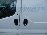 Vauxhall - Vivaro - Vivaro - (2011 - 2014) - Locks 4 Vans T SERIES VAN DEADLOCKS GENERAL -   - Sussex - London & The South East